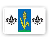 The village flag